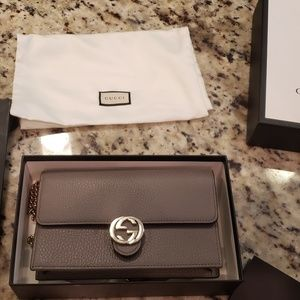 Gucci interlocking G crossbody
